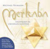 MERKABA, 1 Audio-CD