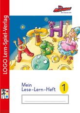 Mein Alphas Lese-Lern-Heft 1