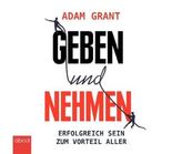 Geben und Nehmen, Audio-CD
