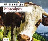 Mordalpen, 7 Audio-CDs