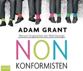 Nonkonformisten, Audio-CD