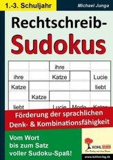 Rechtschreib-Sudokus