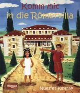 Komm mit in die Römervilla