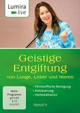 Geistige Entgiftung von Lunge, Leber und Nieren, DVD