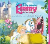 Prinzessin Emmy und ihre Pferde - Der Schatz von Schloss Kobalt, 2 Audio-CDs