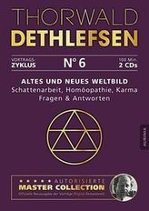 Altes und neues Weltbild - Schattenarbeit, Homöopathie, Karma: Fragen & Antworten, 2 Audio-CDs