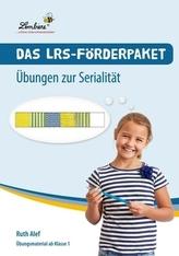 Das LRS-Förderpaket - Übungen zur Serialität