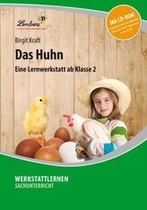 Das Huhn, m. CD-ROM