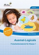 Ausmal-Logicals, m. CD-ROM