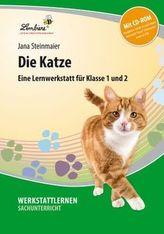 Die Katze, m. CD-ROM