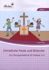 Christliche Feste und Bräuche