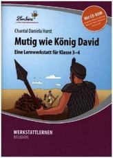 Mutig wie König David, m. CD-ROM