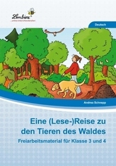 Eine (Lese-)Reise zu den Tieren des Waldes