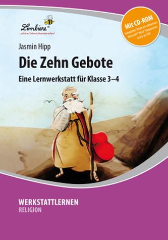 Die Zehn Gebote, m. CD-ROM