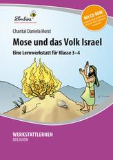 Mose und das Volk Israel, m. CD-ROM
