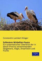 Schlesiens Wirbeltier-Fauna