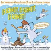 Es schneit, es schneit, es schneit!, Audio-CD