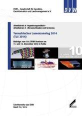 Terrestrisches Laserscanning 2014 (TLS 2014)