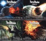 Perry Rhodan NEO, 8 MP3-CDs. Folge.9-16