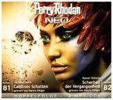 Perry Rhodan NEO - Callibsos Schatten / Scherben der Vergangenheit, 2 MP3-CDs