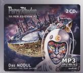 Perry Rhodan Silber Edition - Das Modul, 2 MP3-CDs