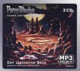 Perry Rhodan Silberedition - Der steinerne Bote, 2 MP3-CDs
