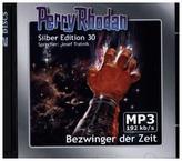 Perry Rhodan Silber Edition - Bezwinger der Zeit, 2 MP3-CDs