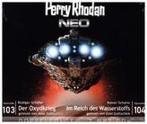 Perry Rhodan NEO - Der Oxydkrieg / Im Reich des Wasserstoffs, 2 MP3-CDs