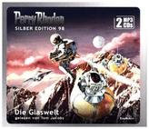 Perry Rhodan Silber Edition - Die Glaswelt, 2 MP3-CDs