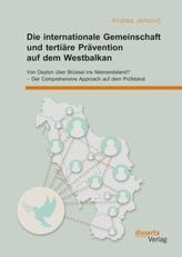 Die internationale Gemeinschaft und tertiäre Prävention auf dem Westbalkan: Von Dayton über Brüssel ins Niemandsland? - Der Comp
