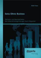Swiss Ethnic Business