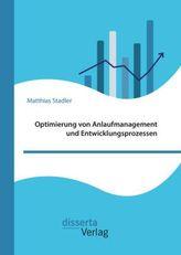 Optimierung von Anlaufmanagement und Entwicklungsprozessen