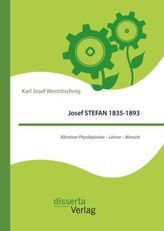 Josef Stefan 1835-1893