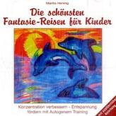 Die schönsten Fantasiereisen für Kinder, Audio-CD