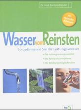 Wasser vom Reinsten