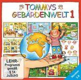 Tommys Gebärdenwelt V3.0, 1 CD-ROM. Tl.1