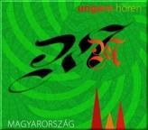 Ungarn hören, 1 Audio-CD