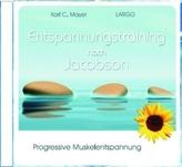 Entspannungstraining nach Jacobson, 1 Audio-CD