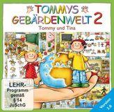 Tommys Gebärdenwelt V3.0, CD-ROM. Tl.2