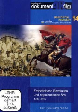 Französische Revolution und Napoleonische Ära 1789-1815, 1 DVD