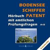 Bodenseeschifferpatent, 2 Audio-CDs