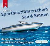 Sportbootführerschein See & Binnen, 4 Audio-CDs