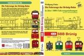 Die Fahrzeuge der Brünig-Bahn, 1 DVD