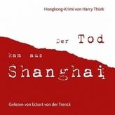 Der Tod kam aus Shanghai, 2 Audio-CDs