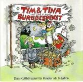 Tim & Tina und das kleine Burggespenst, 1 Audio-CD