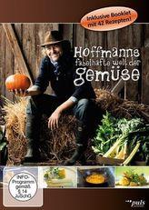 Hoffmanns fabelhafte Welt der Gemüse, 2 DVDs