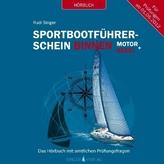 Sportbootführerschein Binnen unter Motor und Segel, Audio-CD