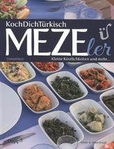 KochDichTürkisch - MEZEler - kleine türkische Köstlichkeiten