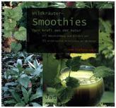 Wildkräuter-Smoothies. Pure Kraft aus der Natur