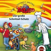 Tom Turbo - Der große Schnitzelschatz, 1 Audio-CD